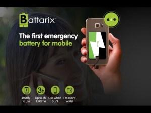 Battarix - Energy In Your Pocket