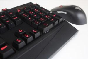 Gamdias - Hermes Mechanical Keyboard Combo