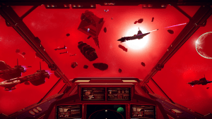No Man's Sky - Red Space