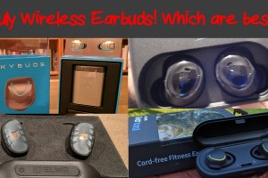 Truly Wireless Earbuds Review