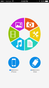Olala iDisk App