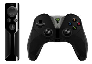 NVIDIA SHIELD TV - Remote and Controller