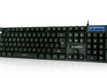 Woddo Gaming Keyboard