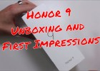 Honor 9 Unboxing and First Impressions