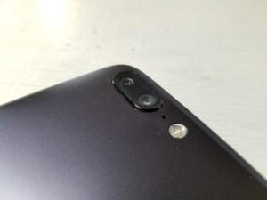 OnePlus 5 Camera Close-up