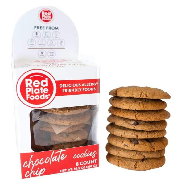 allergy friendly cookie box from red plate foods