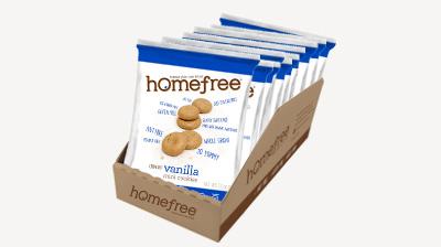 homefree vanilla cookies