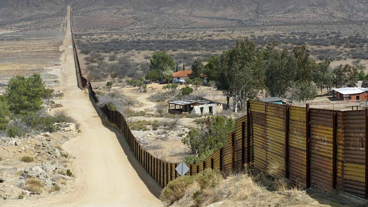 México Estados Unidos Frontera