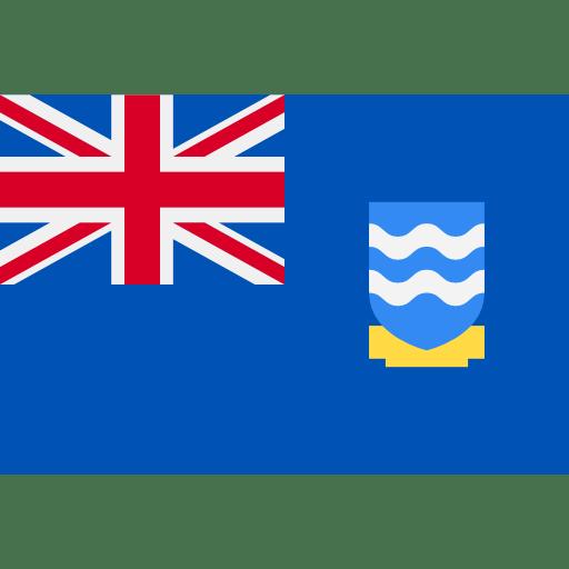 Bandera de Falkland (Islas Malvinas)