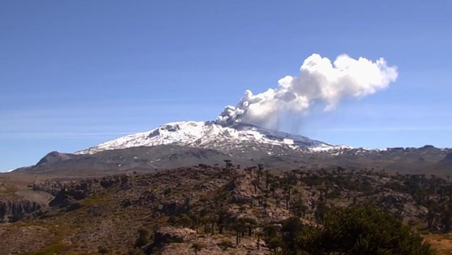 Copahue-Chile