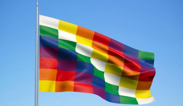 Bandera Wiphala.