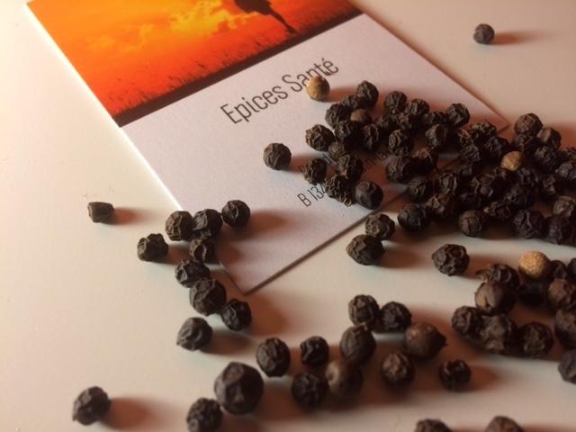 poivre noir Epices Santé