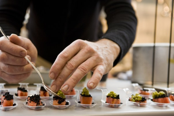 Epic Events by Booth, Inc. - Private Chef Services - Plating