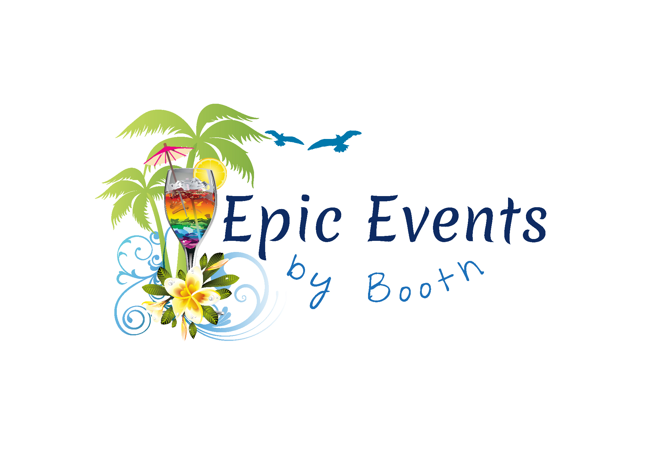 Epic Events by Booth, Inc. Logo