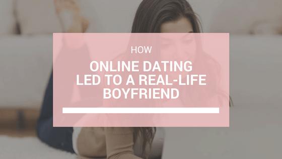 Found boyfriend on dating site