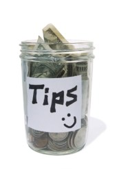 Tip or Donation Jar