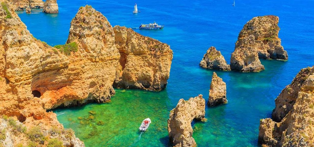 Portugal - Algarve coast