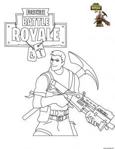 Dibujos De Fortnite Para Imprimir Y Colorear Temporada 8