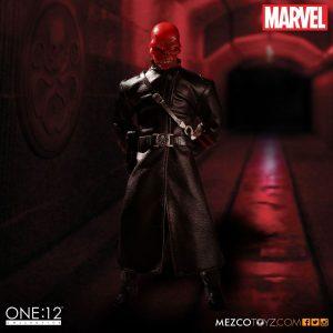 Marvel Universe Red skull
