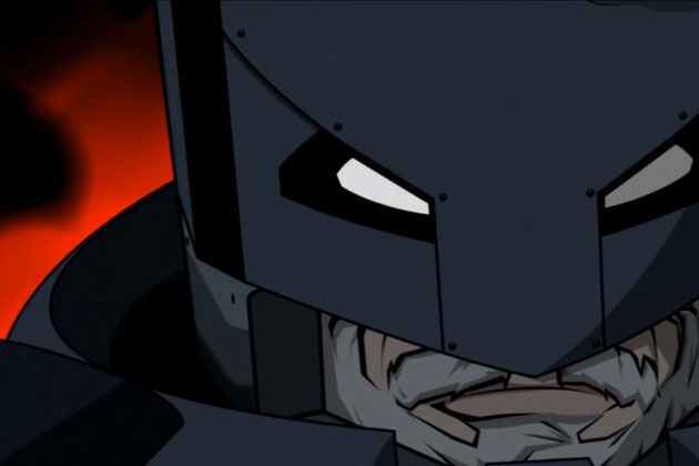 Terminator vs Batman