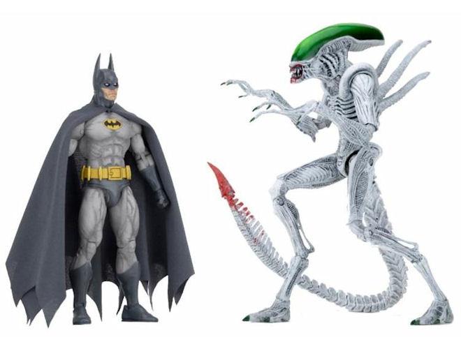 Batman Alien Action Figure