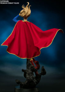 Supergirl Statue Sideshow Collectibles