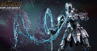 Hot Toys Iron Man 2 Action Figure