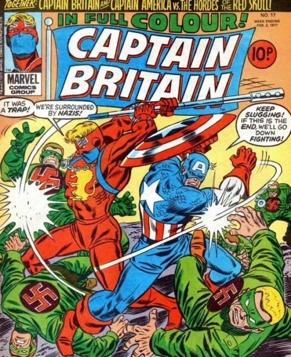 Captain Britain movie