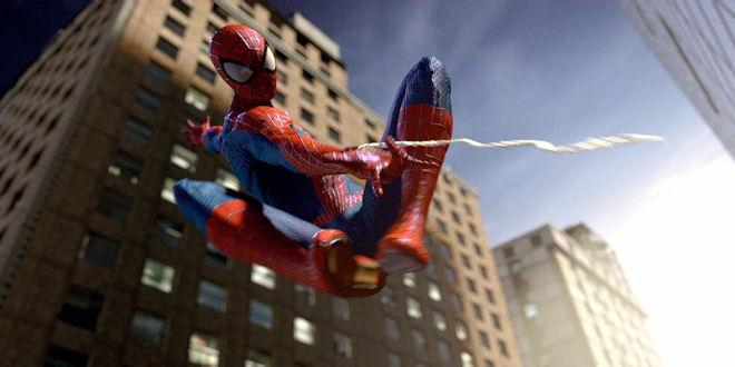 Spider-man Video Game