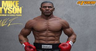 Mike Tyson Statue Storm Collectibles