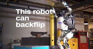 Robot Technology Boston Dynamics