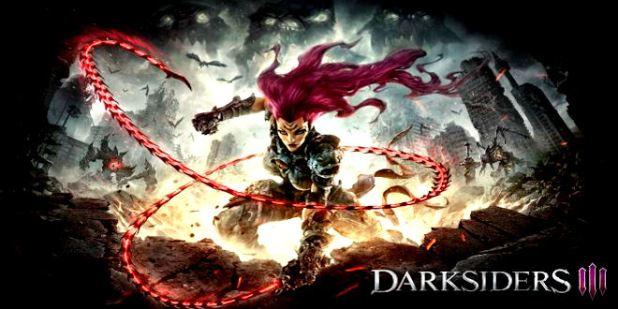 Darksiders 3 Video Game