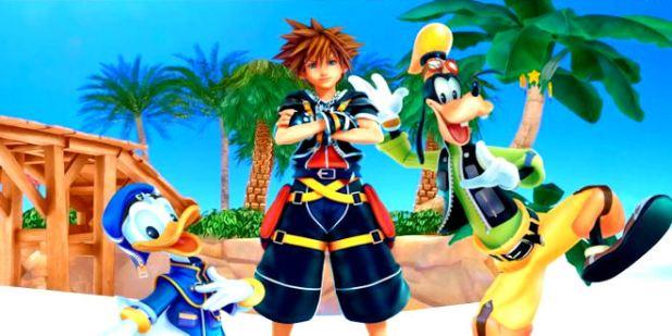 Kingdom Hearts 3 Video Game
