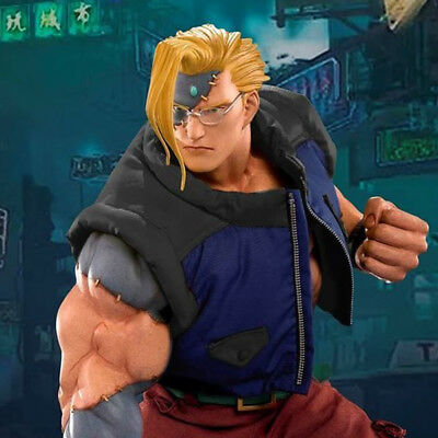 Street Fighter Nash PCS Collectibles