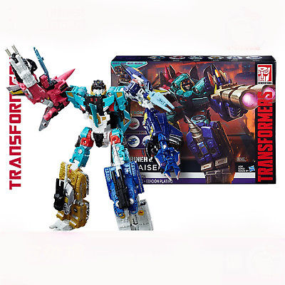 Transformers Platinum Edition Liokaiser
