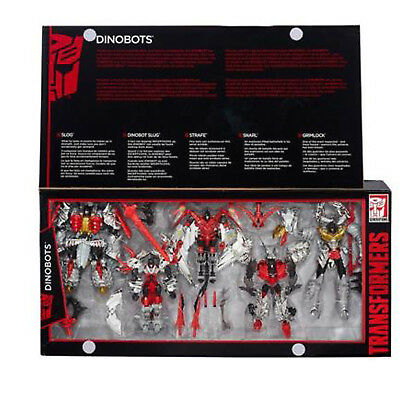 Transformers Platinum Edition Dinobots