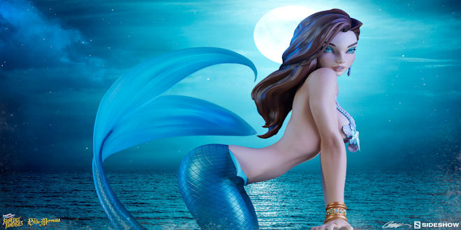 Sideshow Collectibles Fairytale Fantasies Statues