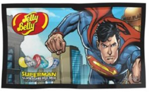 Jelly Belly DC Super Hero Collection superman
