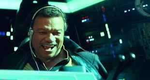 Star Wars Celebration Rise of Skywalker - Celebrity Interviews - Lando , Rey & C3PO