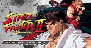 Street Fighter 2 Animated Movie - Based on Video Game by Capcom
