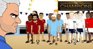 The Champions Season2 - Episode 3 - Cool Football Animation Video