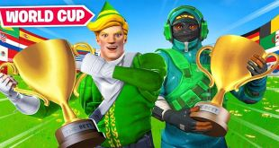 Lachlan Plays The Fortnite World Cup (SOLO) - Video Game News
