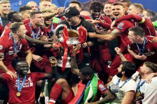 UEFA Short Film never seen footage of Liverpool's Champions League triumph.