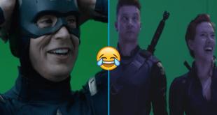 Avengers 4 Endgame Bloopers Bonus Movie Clips - Marvel Studios Inc