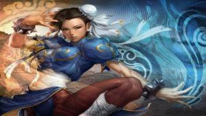 Street Fighter Wallpaper - Chun Li - Dynamic