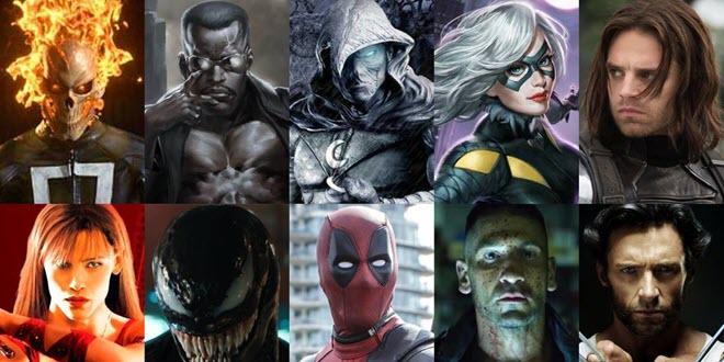 Marvel Antiheroes