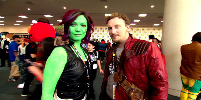 Comic Con 2019 - Marvel Studios -  - Cosplay Highlights - Disney Pictures