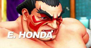 Street Fighter V Arcade Edition – E. Honda / Lucia / Poison Gameplay Trailer - PS4