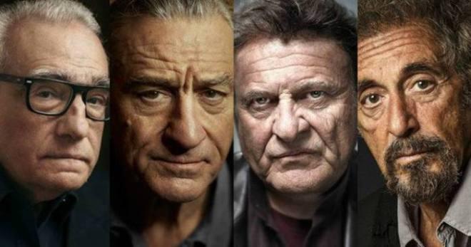 Netflix The Irishman Movie - LA World Premiere  & Celebrity Interviews w Robert De Niro & Al