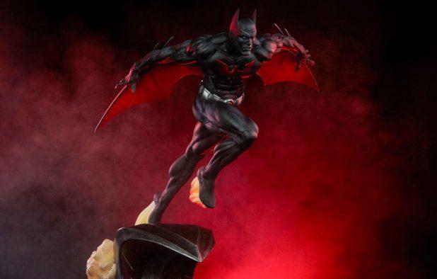 DC Sideshow Collectibles Premium Format Batman Beyond